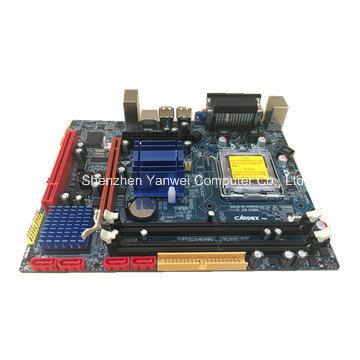 Desktop Motherboard with DDR2/4*SATA G31 LGA775