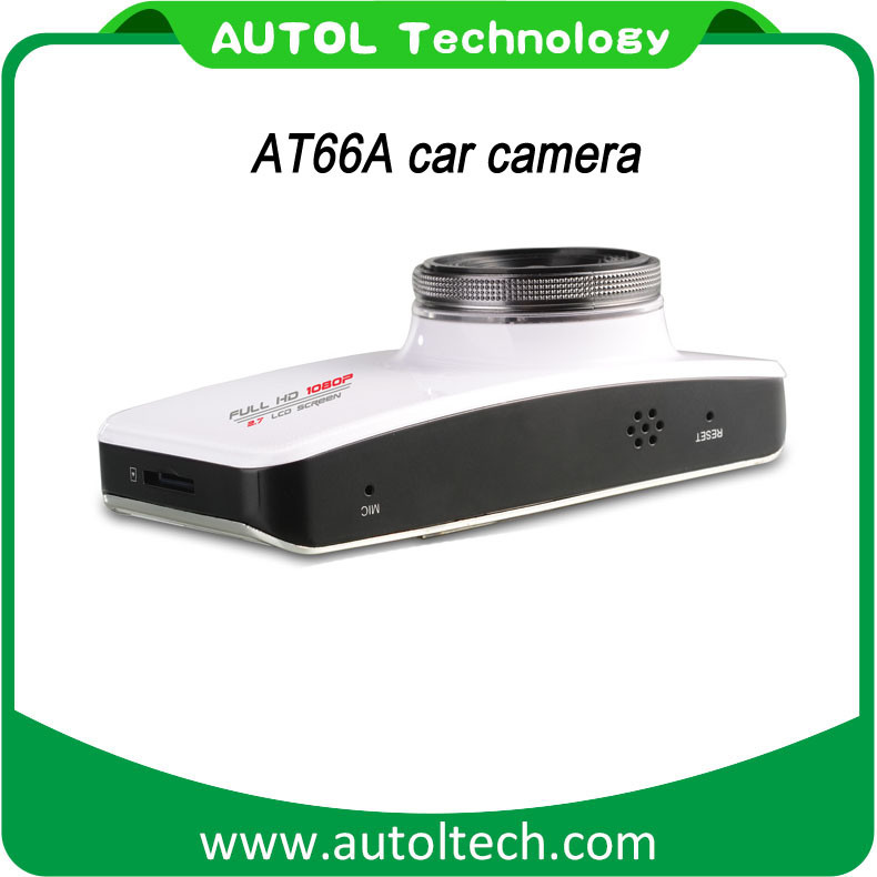2.7 Inch Car Camera At66A Support Multi-Language with Manual Car DVR