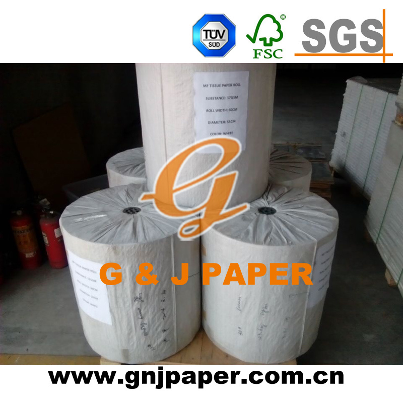 Two Sides Smoothness White Tissue Paper for Gift Wrapping