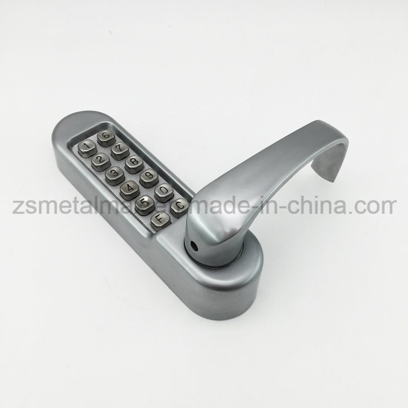 Mechanical Keyless Digital Combination Push Button Password Code Door Lock