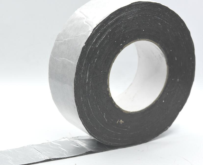 Single Sided Aluminum Faced Butyl Tape