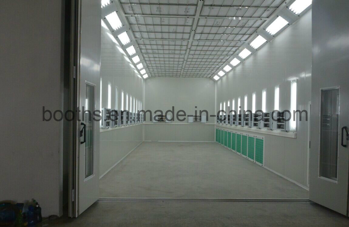 Hot Sales! Infrared Spray Paint Booth Infrared Spray Booth Heater