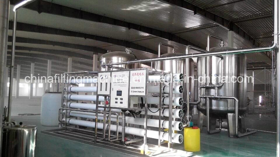 High-Tech Latest Reverse Osmosis Water Treatment Equipment
