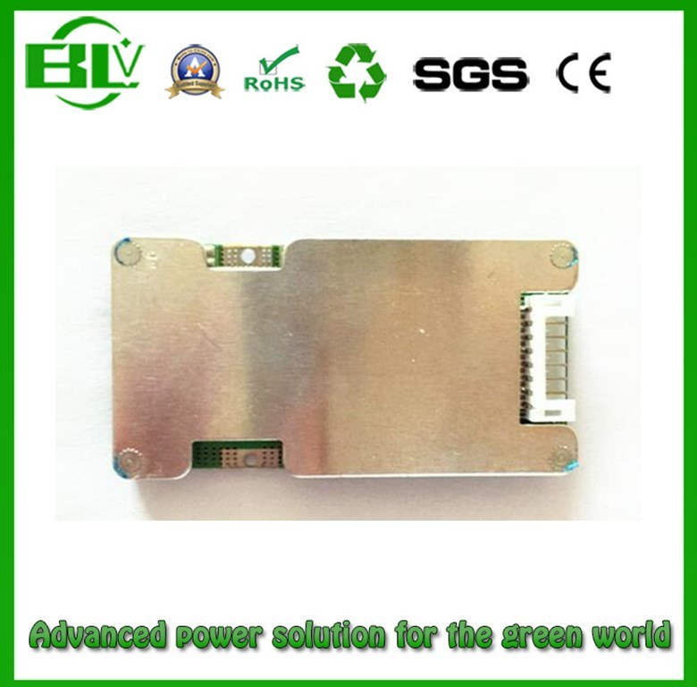 7s Li-ion BMS Protection Circuit Board for 25.9V 30A Battery Pack for Electric Golf Trolley