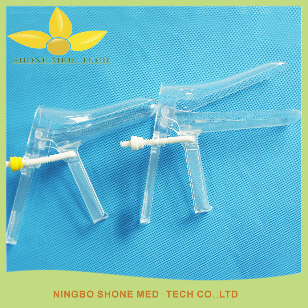Disposable Examination Gynecology Plastic Vaginal Speculum