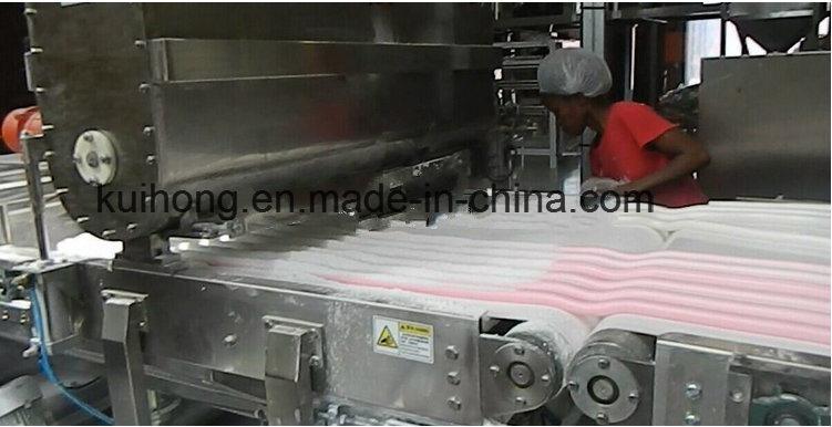 Kh 400 Full Automatic Cotton Candy Machine