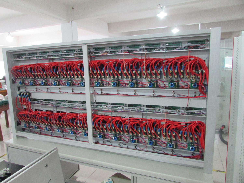 ANSI Energy Meter Testing Bench