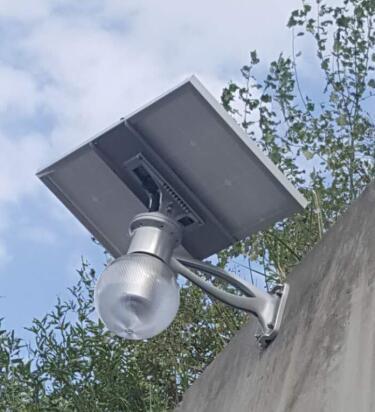 5W/8W/12W Solar Moon Street Light with Microsave Sensor