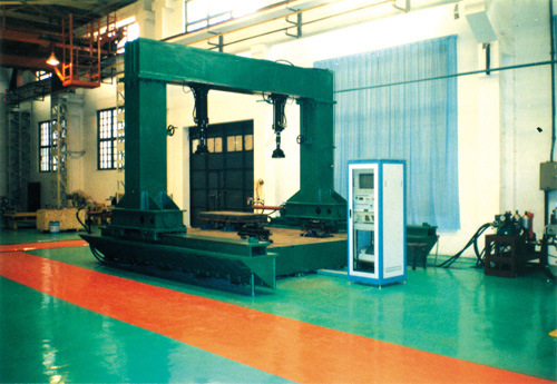 Static Load Test Stand For Bogie