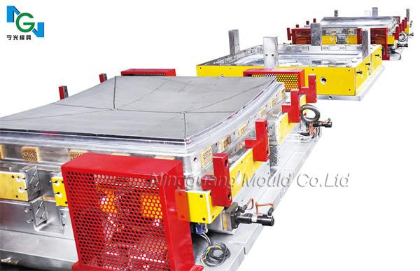 China SMC Mould for Panel