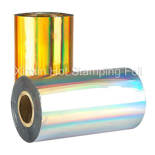 Laser Foil - 1