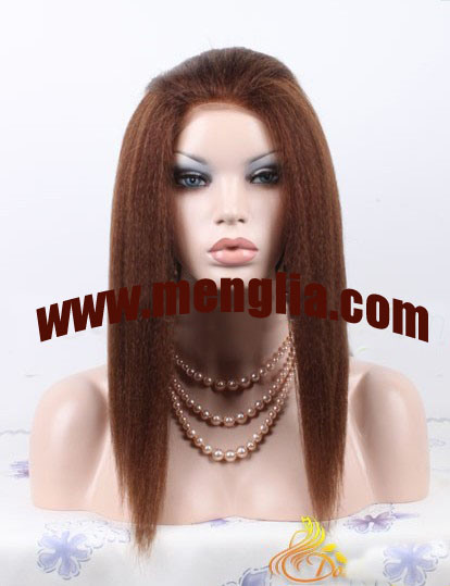 Monofilament Lace Wig 90
