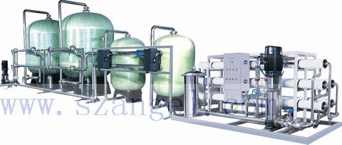 High Capacity RO Pure Water Treatment Plant/Machine (RO-1000I(30000L/H))