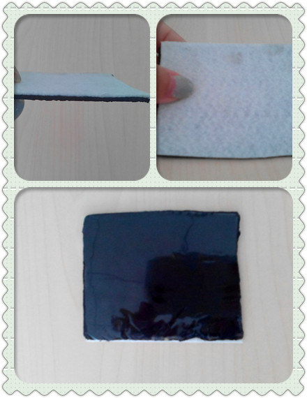 Self-Adhesive Modified Bitumen Waterproof Membrane for Roof Cushion