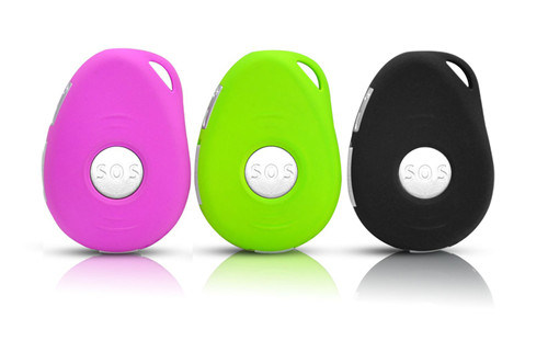 Mini Sized GPS Tracker, Real Time Track From Computer or on The Go with The Free Mobile Android APP