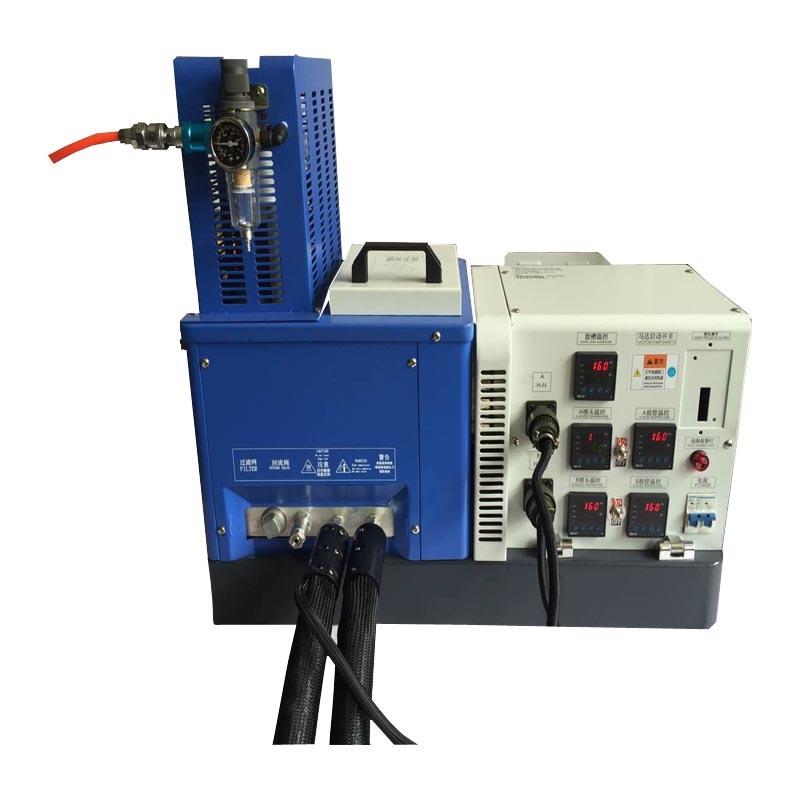 8 L Hot Melt Glue Laminating Machine for The Fiberglass