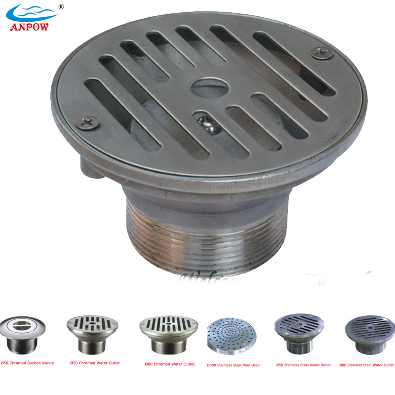 Stainless Steel Swimming Pool Fitting Drain Cover Insider Pool Return Photos Pictures