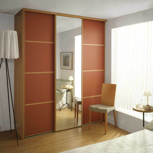 Wardrobe closet furniture wood
