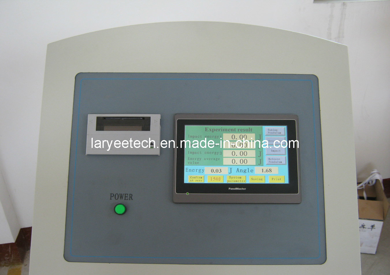 Charpy&Impact Tester & Impact Testing Machine (JBS-300/500/800)
