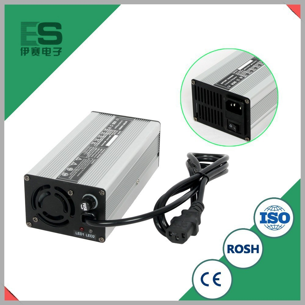 48V Lithium Ion Battery Charger for Electric Scooter/Wheelchair