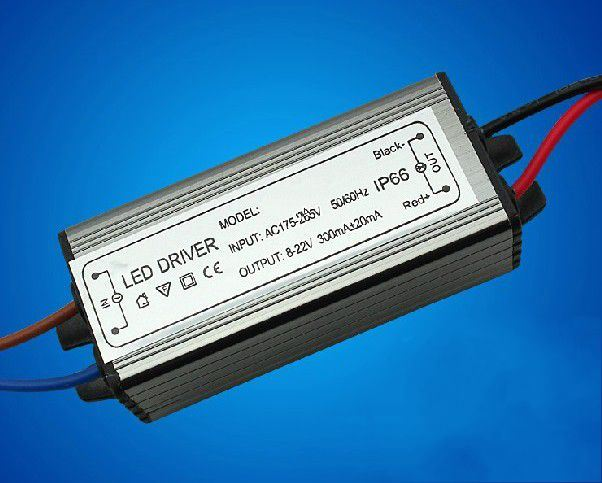 4-7W 300mA, 350mA Constant Current 2 Years Warranty LED Light Bulb Power Supply Open Fram LED Driver