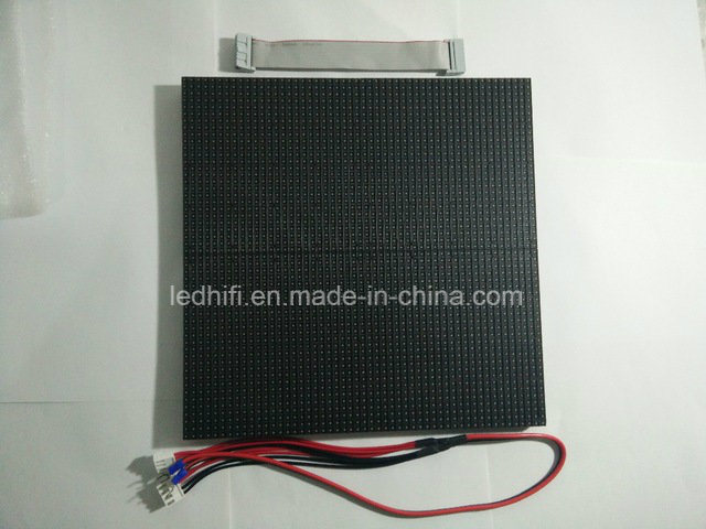 High Resolution P4.81 Indoor SMD Full Color LED Display Module (250X250mm)