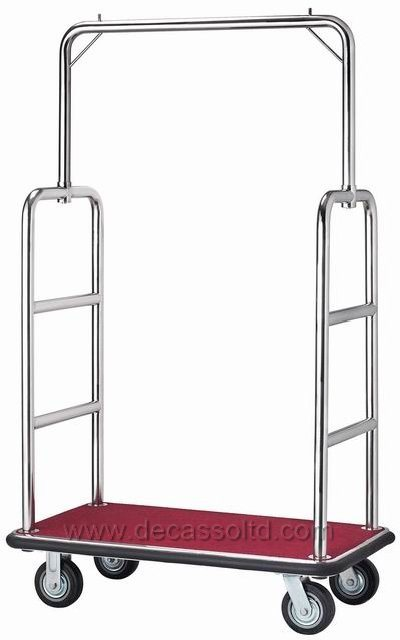 Stainless Steel Luggage Cart (DF18)
