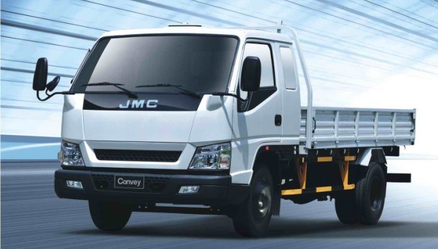 JMC large light truck is listing-China Truck Industry-www.chinatrucks