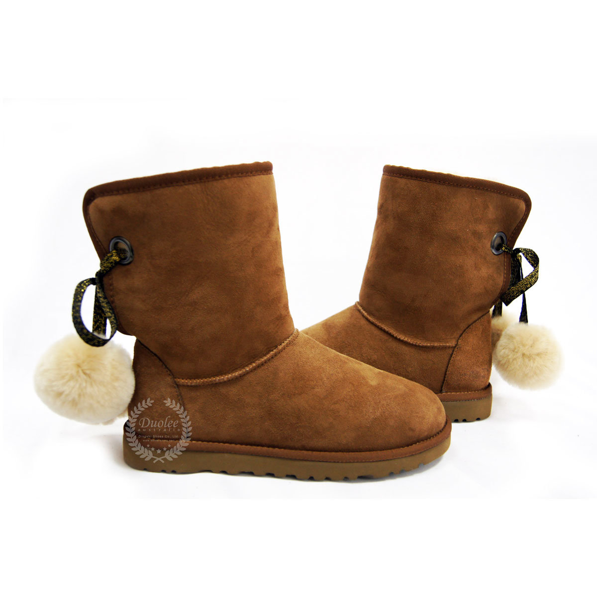 how to make sheepskin boots