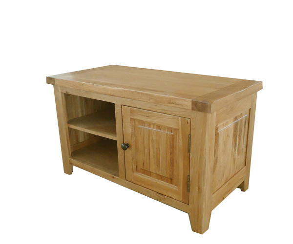 Small wood tv stand furniture table styles for Petite table tv