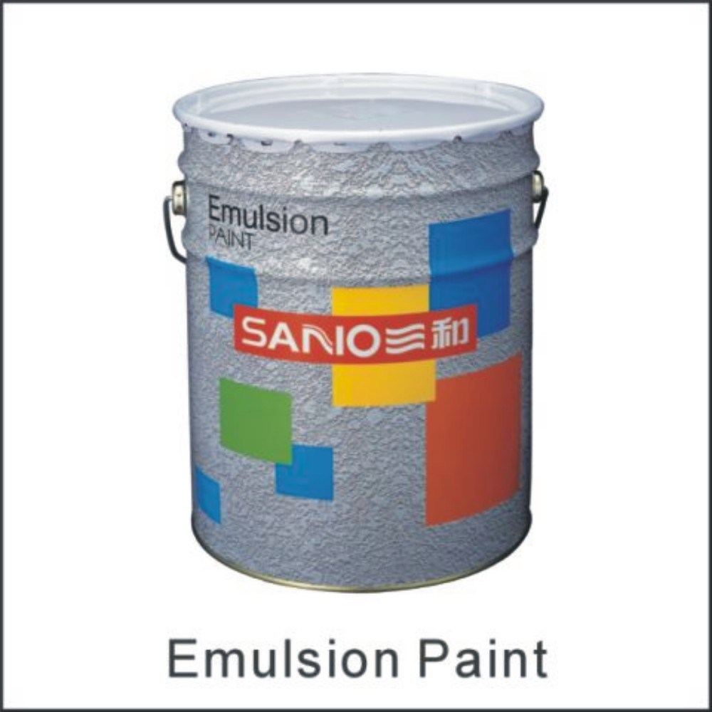 China exterior emulsion paint china wall paint water for Exterior water based paint