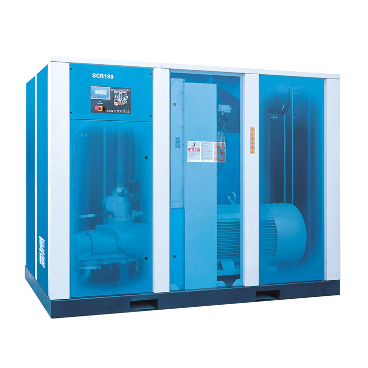 Direct Driven Rotary/Screw Air Compressor (SCR220II Series)
