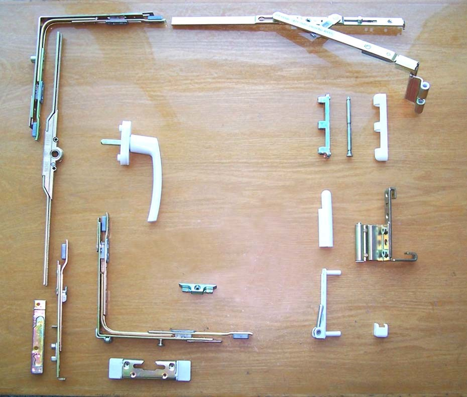 Tilt Turn Window Hardware : China tilt and turn window fitting