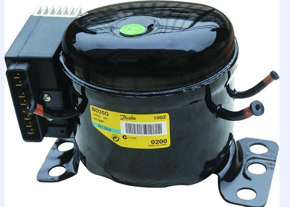 Portable Compressor Freezer/Refrigerator - CF110