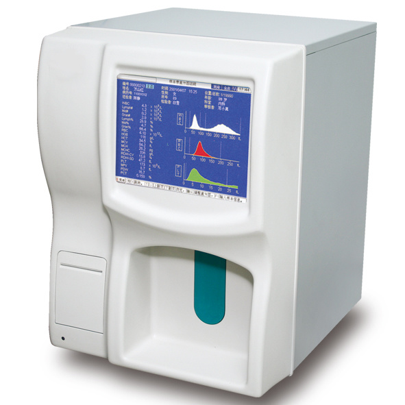 HY-3400 Hematology Analyzer (CE Certificated)