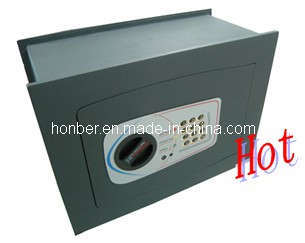 Wall Mounted Anti-Drill Steel Safe (Wall-S300E2)