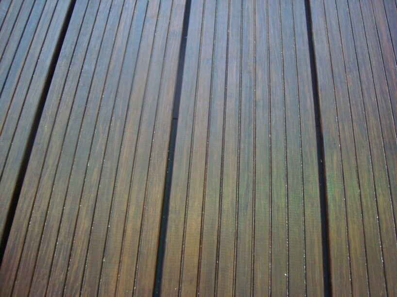Bamboo Outdoor Decking