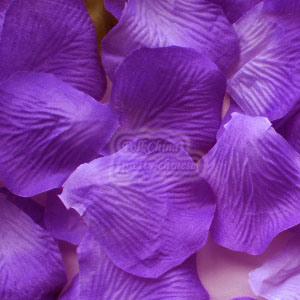 China 2000PCS Purple Rose Petals Wedding Confetti P7