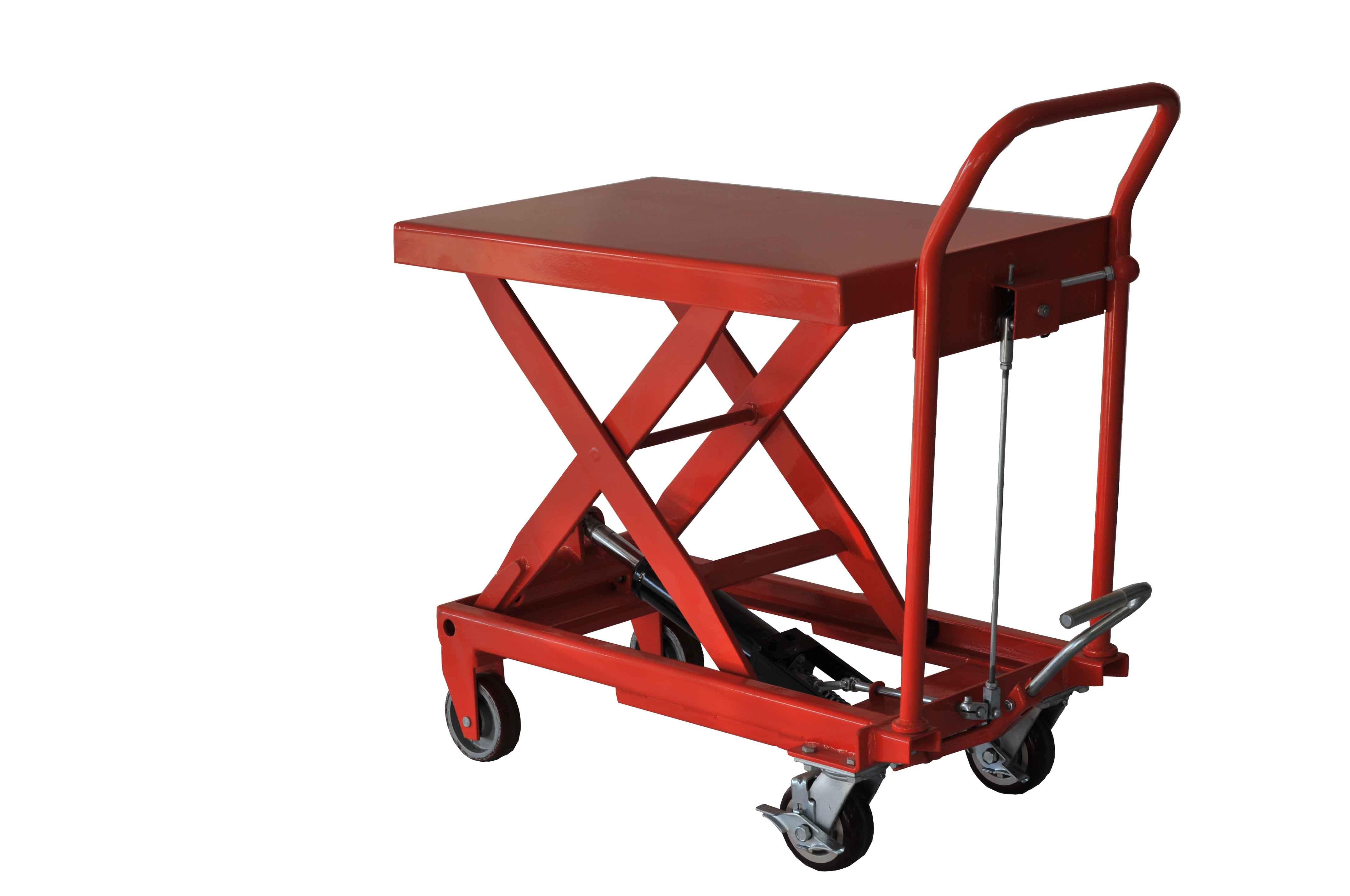 Used Hydraulic Lift Tables : U haul self storage hydraulic scissor lift