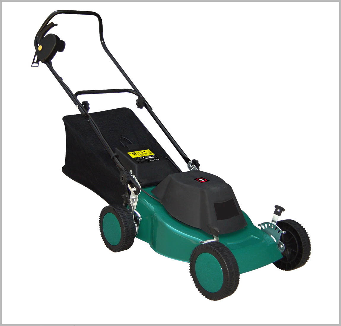 China Electric Lawn Mower Elm 1600 China Lawn Mower Gasoline Lawn Mower