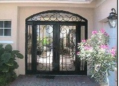 Wrought Iron Doors :: Quality Interior Wood Doors and Exterior
