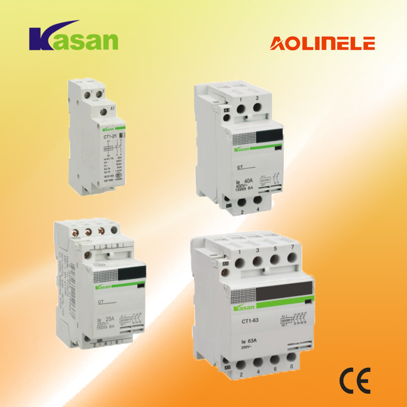Household Contactor Series (KCT1)