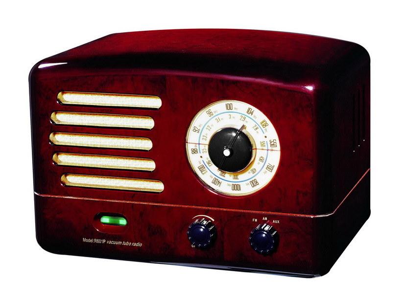 China Vacuum Tube Amp  Radio  R601p