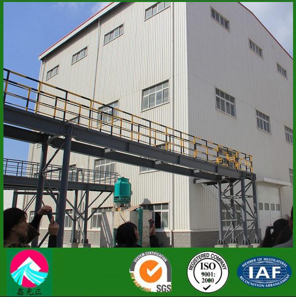 Expert Supplier of Steel Structure Workshop