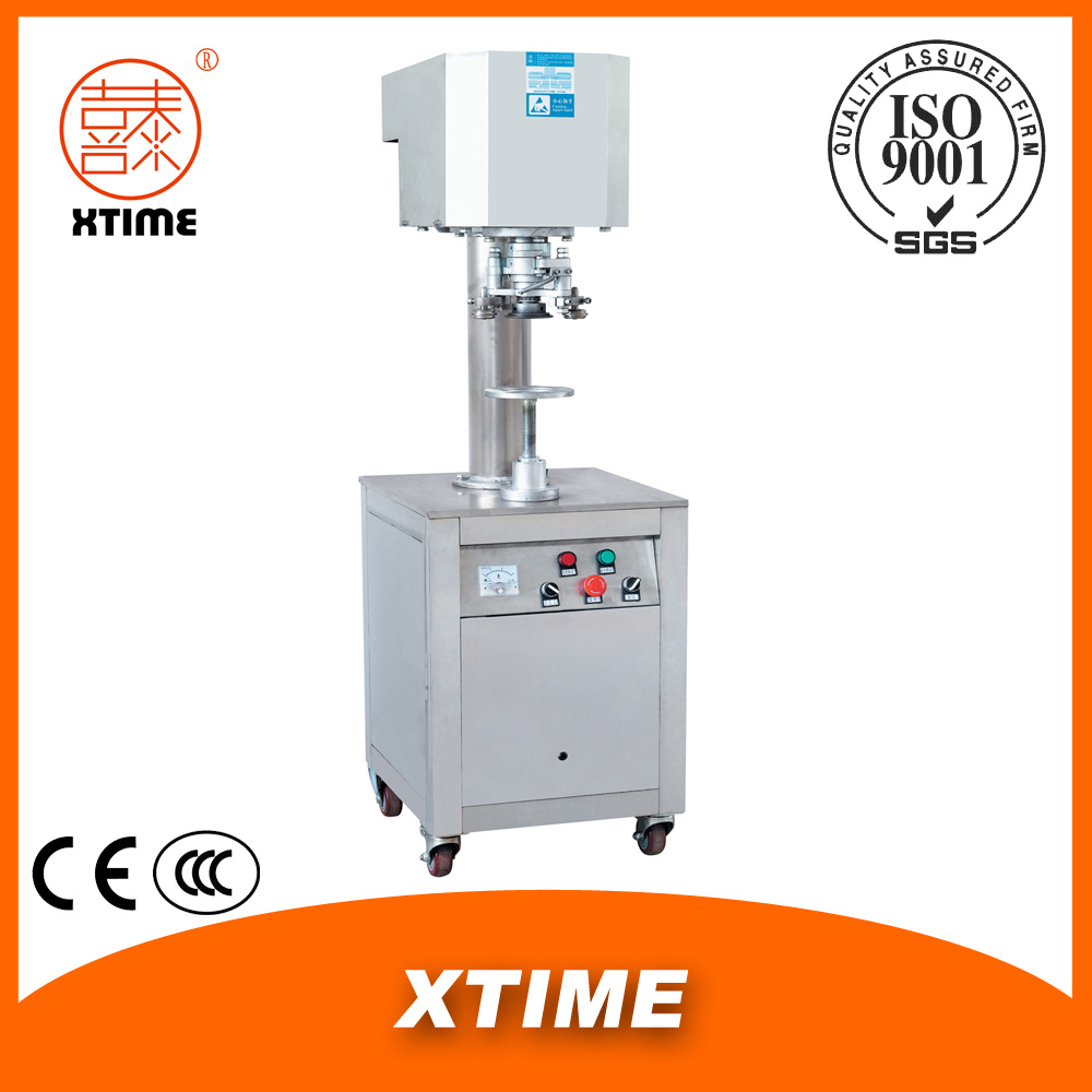 Sardine Metal Can Seamer Machine