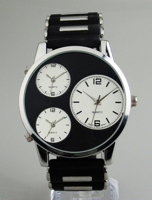 China Three Time Zone Watch Business Men′s Watches (M007A ...
