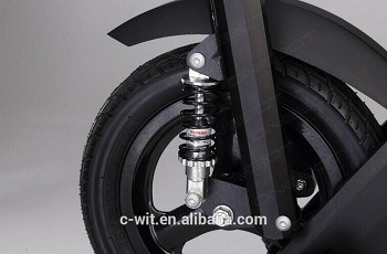 2017 Brushless Electric Scooter Electric Folding Bike