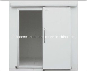 Cold Room Sliding Door with Electrical Heater Defrost Frame