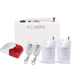 China Gsm Wireless Security House Alarm System With Sim