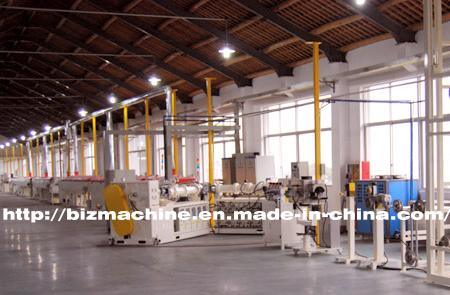 Rubber Extrusion Microwave Continous Vulcanizing Line